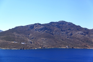 Closer view of Vounos