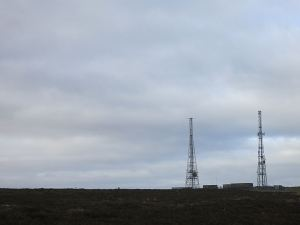 Getting closer to the masts