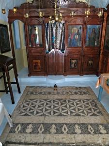 Hochlakos floor