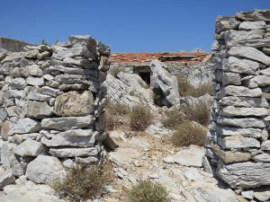 The gateway into the settlement