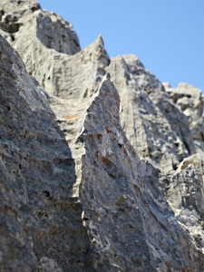 Razor limestone